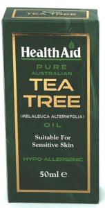 HealthAid Tea Tree Essential Oil 50ml