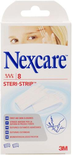 Nexcare Steri Strips Pack of 8