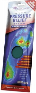 Carnation Advanced Pressure Relief Insoles