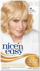 Clairol Nice n Easy Natural Ultra Light Blonde 10 (formerly 87)