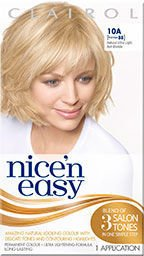 Clairol Nice N Easy Natural Ultra Light Ash blonde 10A (formerly 88)