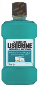 Listerine Coolmint Mouthwash 250ml