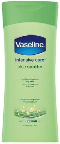 Vaseline Intensive Care Aloe Lotion 200ml