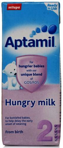 Aptamil Hungry Ready To Use 200ml