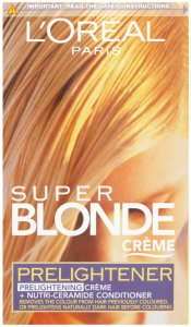 L'Oreal Perfect Blonde Creme Prelightener