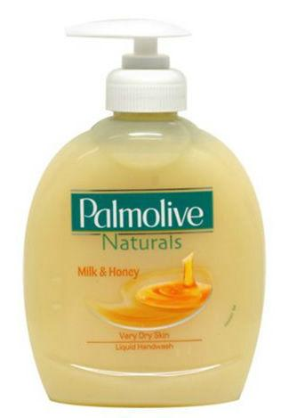Palmolive Liquid Hand Soap Milk & Honey 300ml