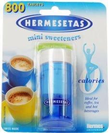Hermesetas Original Tablets Pack of 800