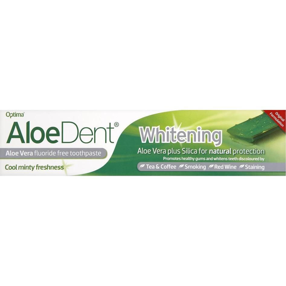 Aloe Dent Non Fluoride Whitening Toothpaste 100ml