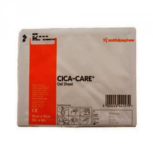 Cica-care Silicone Gel Sheet 15cm x 12cm