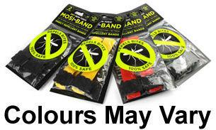 Mosi-Band Insect Repellent Band (DEET) Pack of 2