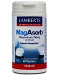 Lamberts MagAsorb Tablets Pack of 60