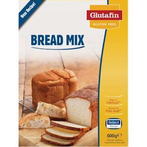 Glutafin Gluten Free Select Bread Mix 500g