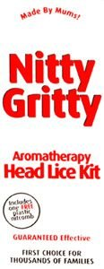 Nitty Gritty Head Lice Kit 150ml