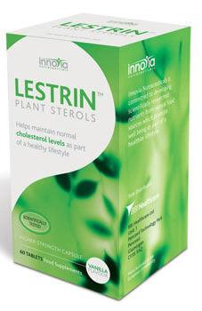 Lestrin Plant Sterol Tablets 400mg Pack of 60