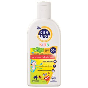 Sunsense Kids Milk SPF50 125ml