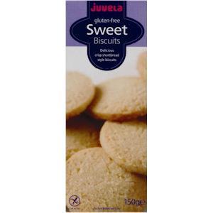 Juvela Gluten Free Sweet Biscuits 150g