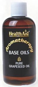 HealthAid Grapeseed Base Oil 500ml