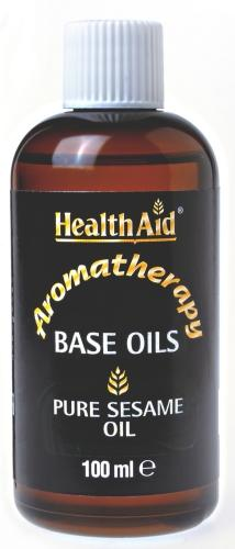 HealthAid Sesame Base Oil 100ml