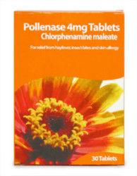 Pollenase Anti-histamine Tablets Pack of 30