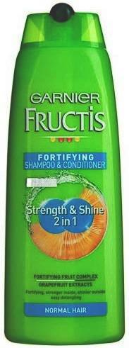 Garnier Fructis Strength & Shine 2 in 1 for Normal Hair 250ml