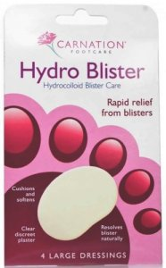 Carnation Hydrocolloid Blister Care Pack of 4