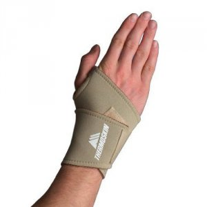 Thermoskin Beige Universal Wrist Wrap Extra Small