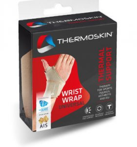Thermoskin Beige Universal Wrist Wrap Small/Medium