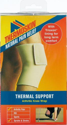 Thermoskin Beige Arthritic Knee Wrap Medium