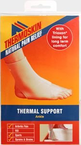 Thermoskin Beige Ankle Support Medium
