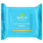Witch Cleansing & Toning Wipes 25