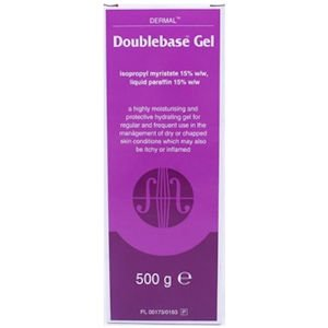 Doublebase Gel 500g (Pump Dispenser) - Moisturising