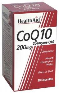 HealthAid CoQ 10 200mg Capsules Pack of 30