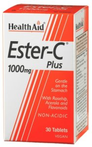 HealthAid Ester C Plus 1000mg Tablets Pack of 30
