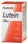 HealthAid Lutein 20mg Tablets Pack of 30
