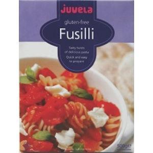 Juvela Gluten Free Fusilli Spirals 500g
