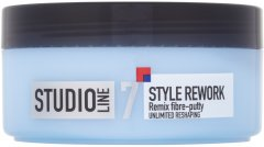 L'Oreal Studio Line 7 Style Rework Remix Fibre Putty 150ml