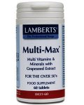 Lamberts Multi-Max Tablets 50+ Pack of 60
