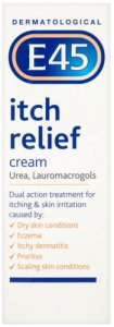 E45 Itch Relief Cream 100g