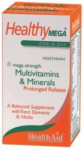 HealthAid Healthy Mega Tablets Pack of 90