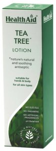 HealthAid Tea Tree Oil Lotion 250ml