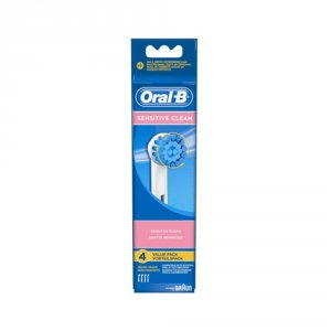 Oral-B Precision Sensitive Brush Heads Pack of 2