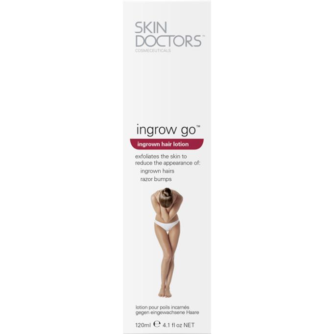 Skin Doctors Ingrow Go 120ml - Pack of 3