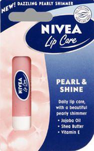Nivea Lipcare Pearly Shine