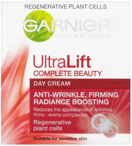 Garnier Skin Naturals Ultra Lift Complete Beauty Day Cream 50ml