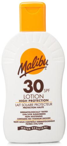 Malibu Sun Lotion SPF30 200ml