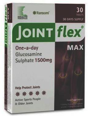 Health Perception Joint Flex Max 1500mg Tablets Pack of 30