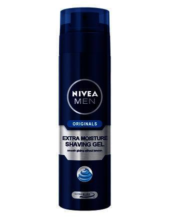 Nivea Shaving Gel Extra Moisturising 200ml