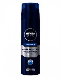 Nivea Shaving Gel Extra Moisturising 200ml