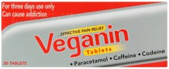 Veganin Tablets Pack of 30