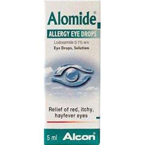 Alomide Allergy Eye Drops 5ml